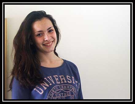 Marie Bártková - 15 let