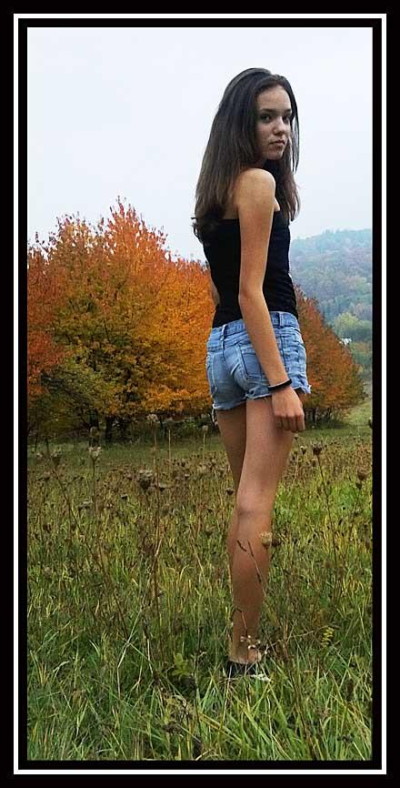 Hana Šrámková - 15 let