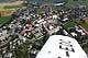 Letecký pohled na Město Albrechtice