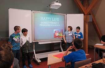 Firma Happy Life...