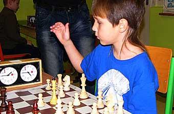 U šachů musíte přemýšlet...