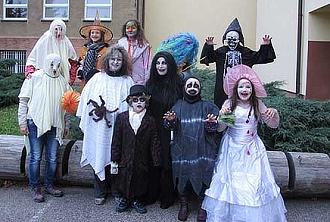 Halloweenský sraz...