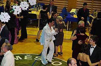 Přišel i Elvis...