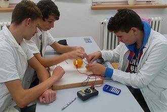 Elektrochemické děje v praxi...