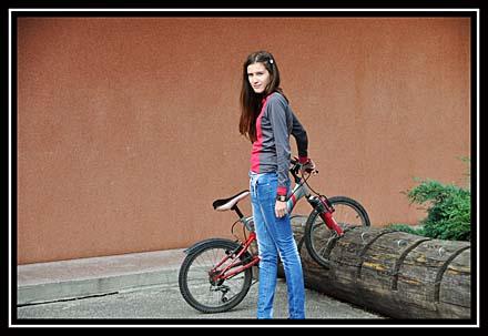 Kateřina Kynická - 15 let
