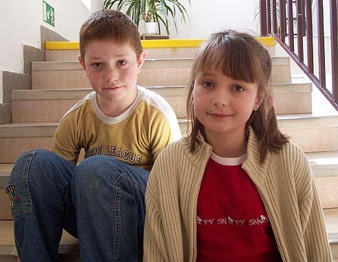 Michaela a Michal ...