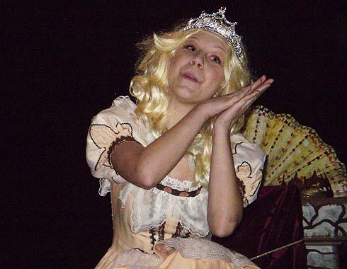 Polepšená princezna ...