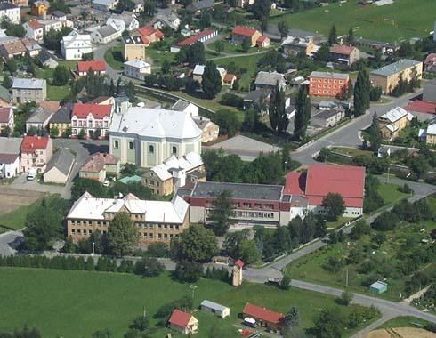 Základní škola Město Albrechtice