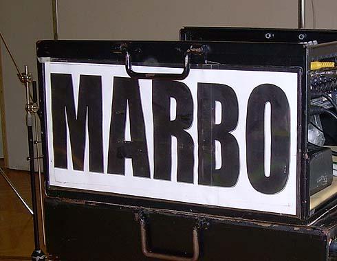 Přijelo MARBO ...