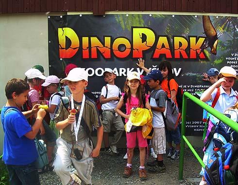 Ať žije DinoPark ...