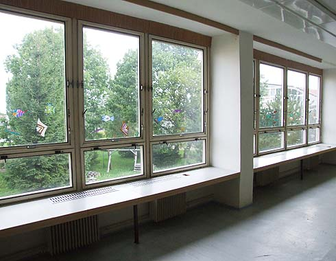 Ještě se starými a netěsnými okny ...