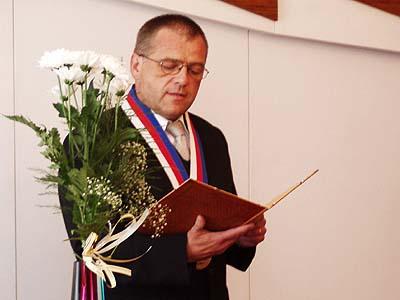 Pan starosta Petr Šolc
