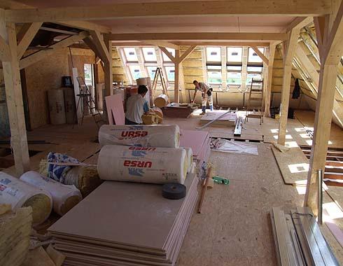 Nové prostory nabídnou variabilní uspořádání ...
