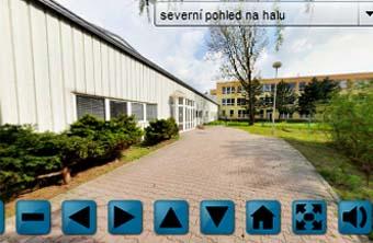 virtuálně do tělocvičny ZŠ Město Albrechtice